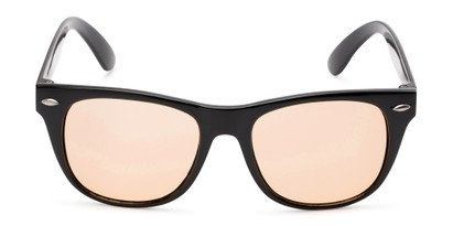 hipster unmagnified computer glasses