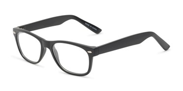 6d93722ff4 Angle of The Butch Customizable Reader in Matte Black