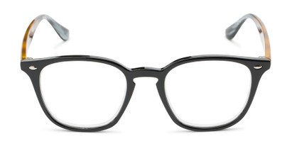 Front of The Calloway in Black/Tortoise