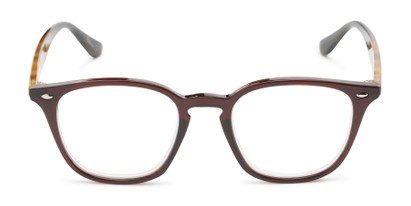 Front of The Calloway in Dark Brown/Tortoise