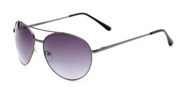 d8c73eab06 Angle of The Caribbean Bifocal Reading Sunglasses in Grey with Smoke