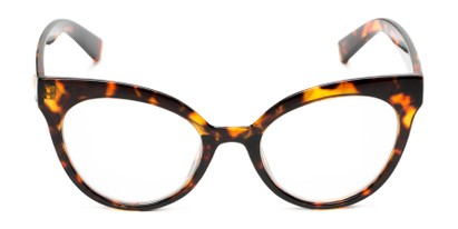 oversized cat eye frame