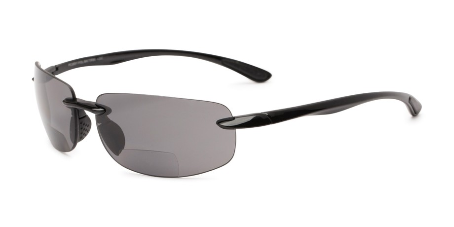 da3a8c843d Rimless Sport Style Reading Sunglasses For Men