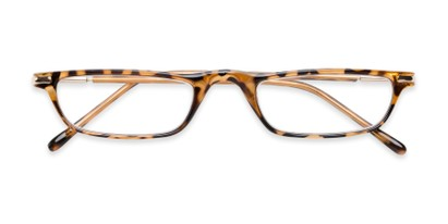 Folded of The Charm in Tan Tortoise