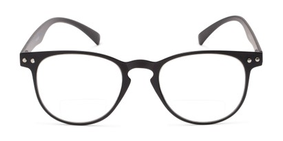 Front of The Chatham Flexible Bifocal in Black