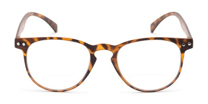 Front of The Chatham Flexible Bifocal in Light Tortoise