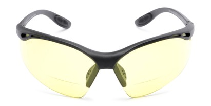 yellow lens bifocal safety reader