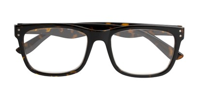 Folded of The Claude Photochromic Reader in Tortoise with Amber