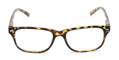 Front of The Colonial in Yellow Tortoise