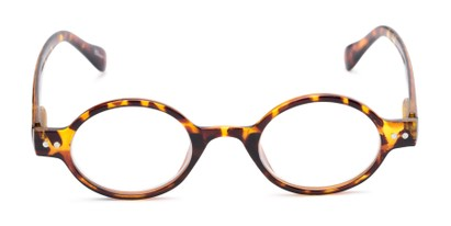 Front of The Davey in Brown Tortoise