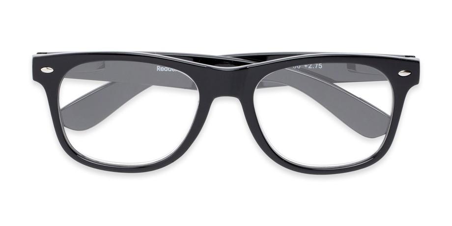 6fa075cbaa48 Oversized Retro Square Style Reading Glasses for Men   Women
