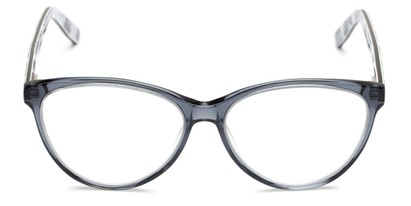 Front of The Eden Signature Reader in Grey/Black Tortoise