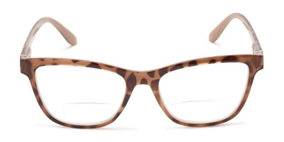 Front of The Eiffel Bifocal in Glossy Tortoise