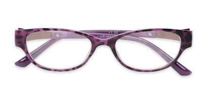 womens cat eye tortoise reader