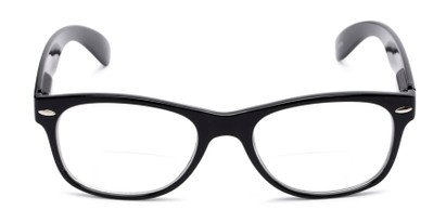 Front of The Elwood Bifocal in Black