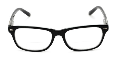 Front of The Emery Bifocal  in Black
