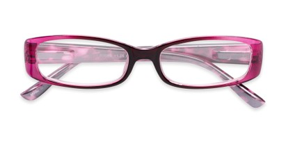 spotted colored rectangular readers