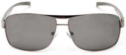 unmagnified aviator sunglasses