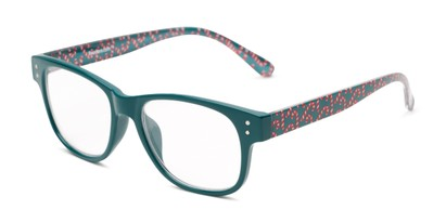 Angle of The Festive in Green Candy Canes, Women's and Men's