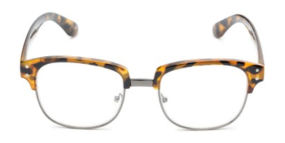 Front of The Finnegan in Tortoise/Grey