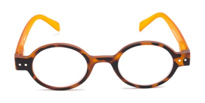 Front of The Flamingo in Tortoise/Orange