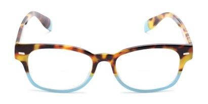 Front of The Florian Bifocal in Tortoise/Blue