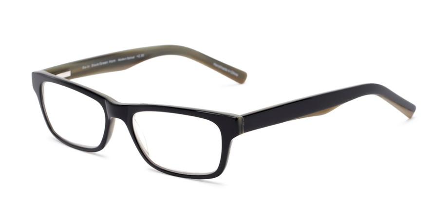 10a8fd6427 Retro Square Custom Reading Glasses with Dual Powers