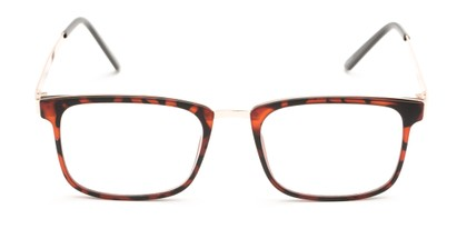 Front of The Hank in Matte Tortoise