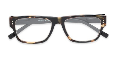 Folded of The Hazel in Tortoise/Black