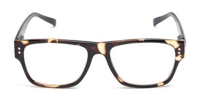 Front of The Hazel in Tortoise/Black