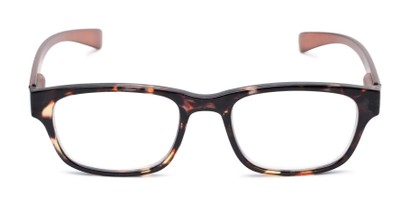 Front of The Heart in Tortoise/Brown
