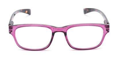 Front of The Heart in Pink/Tortoise