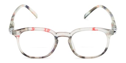 Front of The Helena Bifocal in Grey Floral