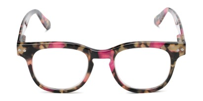 Front of The Hopper in Pink/Brown Tortoise