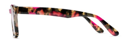 Side of The Hopper in Pink/Brown Tortoise