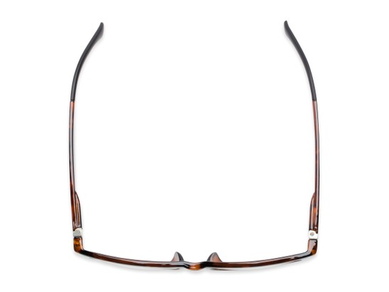 Overhead of The Lambert Photochromic Reader in Brown Tortoise with Amber