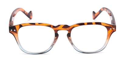 Front of The Landis in Tortoise/Blue