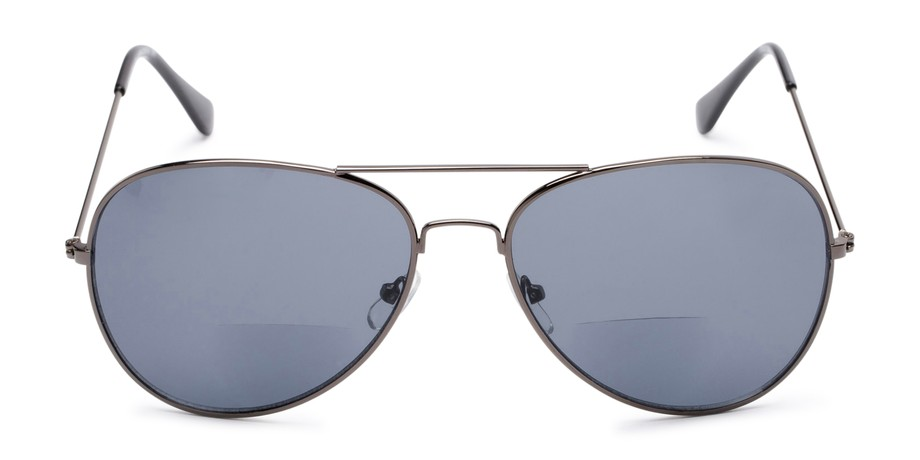 1389e2c15eaf0 Bifocal Style Aviator Reading Sunglasses