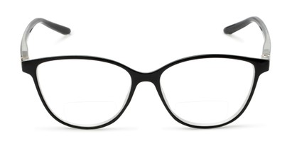Front of The Lenora Bifocal in Black