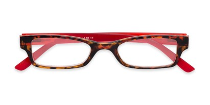 Folded of The Lime in Tortoise/Red
