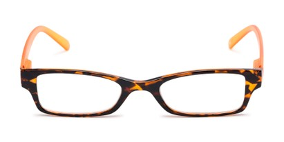 Front of The Lime in Tortoise/Orange