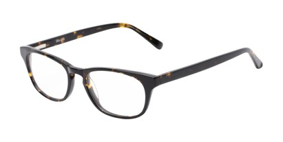 Angle of Lockerbie by felix + iris in Tortoise, Women's and Men's Rectangle Reading Glasses