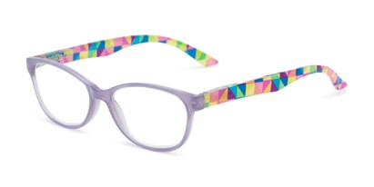 Angle of The Magic in Lilac Purple Multi, Women's and Men's