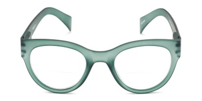 Front of The Maren Bifocal in Dark Matte Green