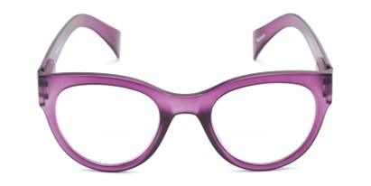Front of The Maren Bifocal in Matte Purple
