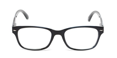 Front of The Millard Multifocal Reader in Black