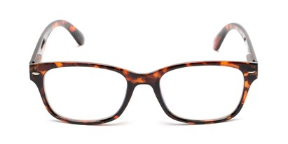 Front of The Millard Multifocal Reader in Dark Tortoise
