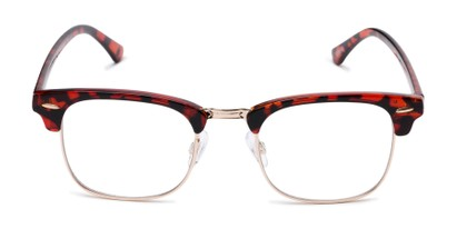 Front of The Moss Multifocal Reader in Tortoise