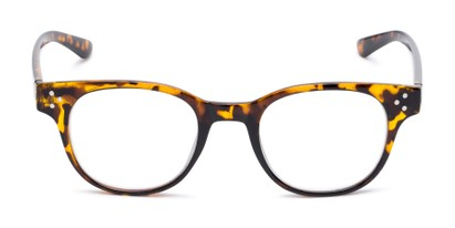 Front of The Mulberry in Tan Tortoise
