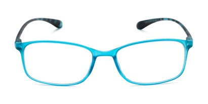 Front of The Neptune in Blue/Tortoise